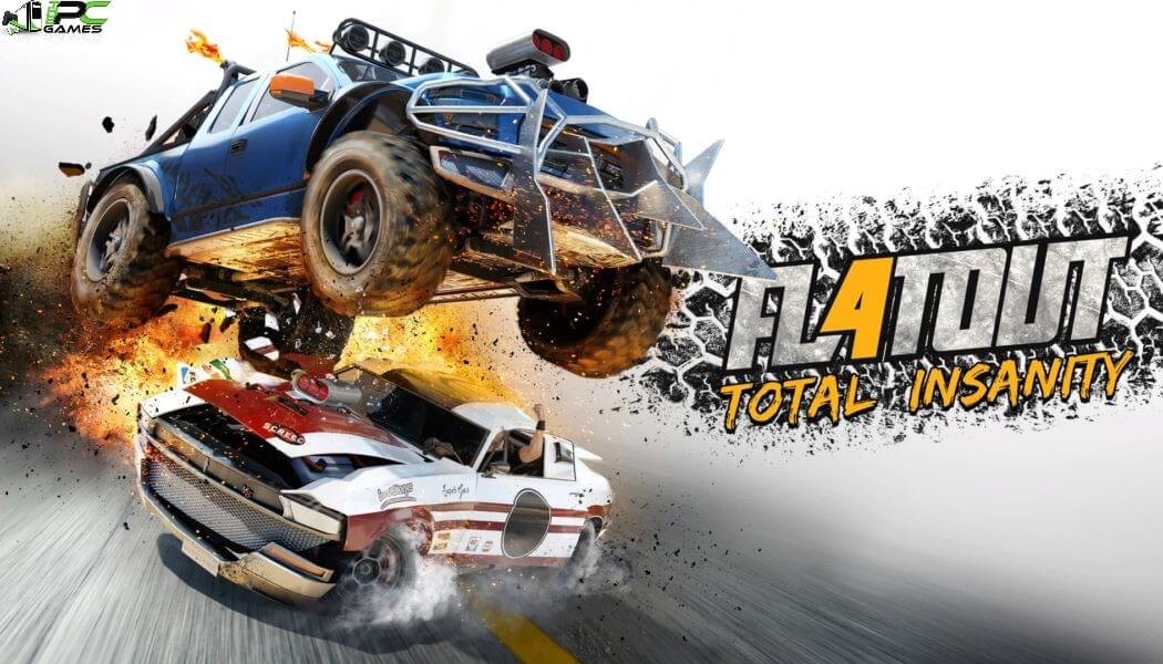 FlatOut 4 Total InsanityFree Download