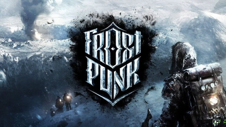 Frostpunk PC game compressed free download