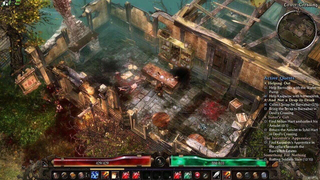 Grim Dawn v1 0 2 1 + 3 DLCs [MULTi3] Highly Compressed