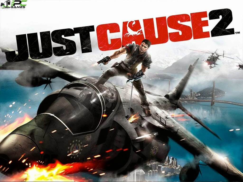 Just Cause 2 Complete PC Game Free Download
