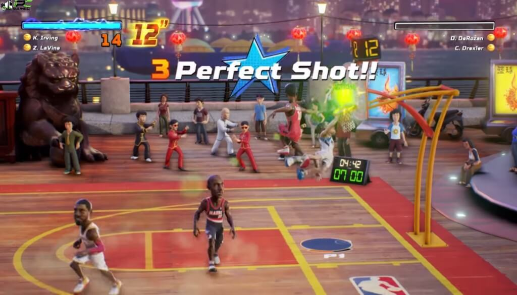 Nba Playgrounds V1 4 0 2 Dlcs Multi7 Highly Compressed