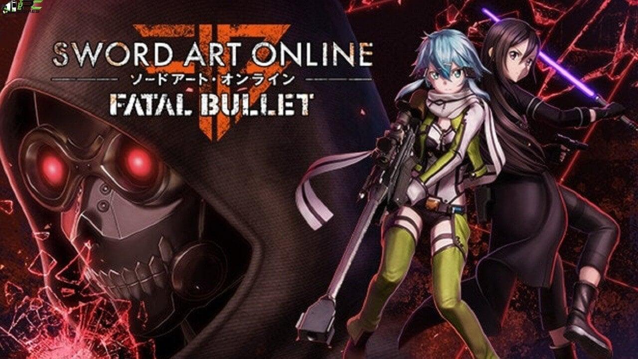 Sword Art Online Fatal BulletFree Download