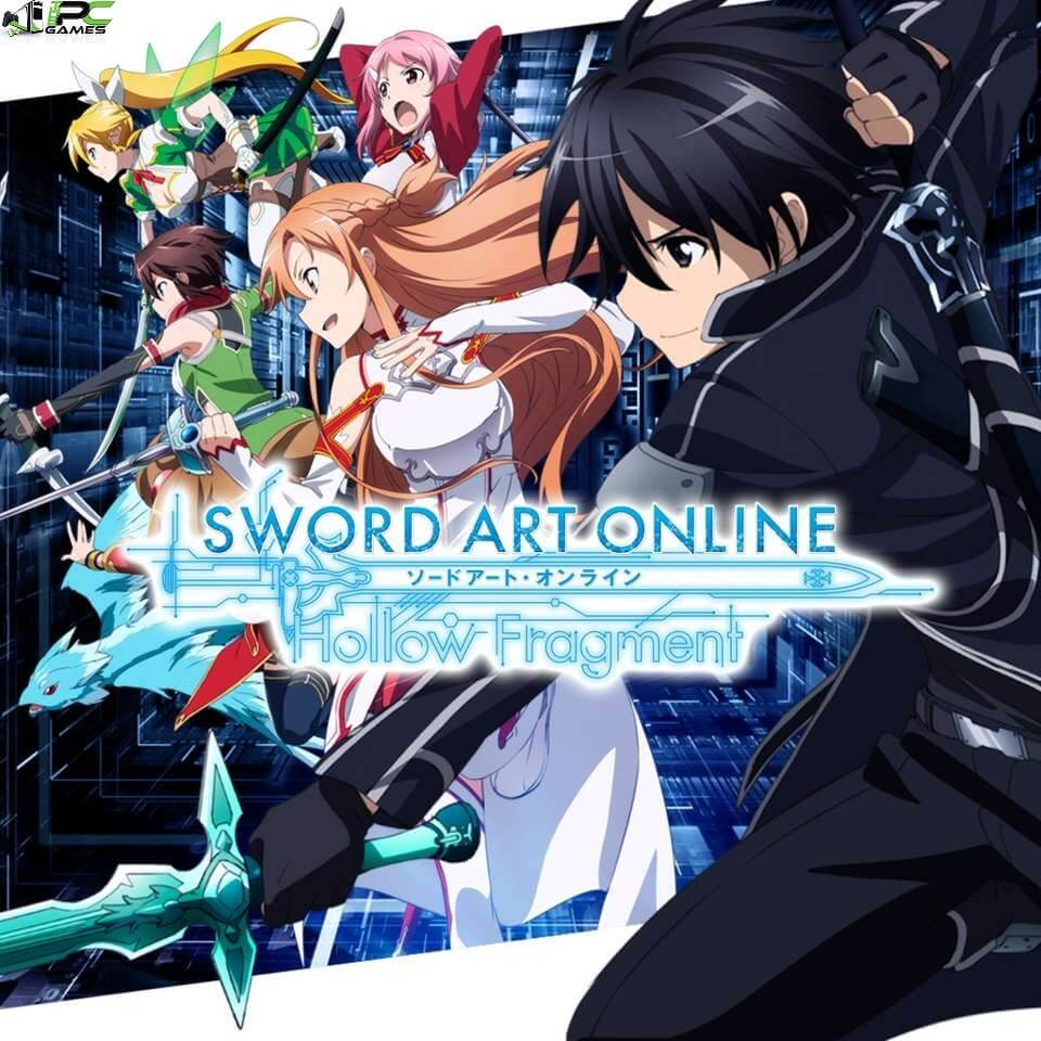 Sword Art Online Hollow Fragment Multiplayer [MULTi3] Compressed