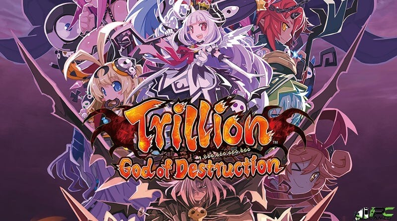 Trillion God Of Destruction free download