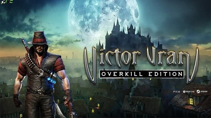 Victor Vran Overkill Edition Free Download
