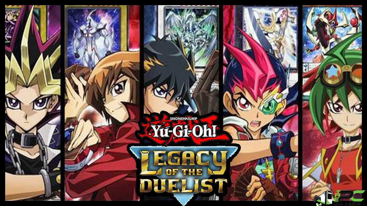 yugioh legacy of the duelist - (yugioh games for pc free download)