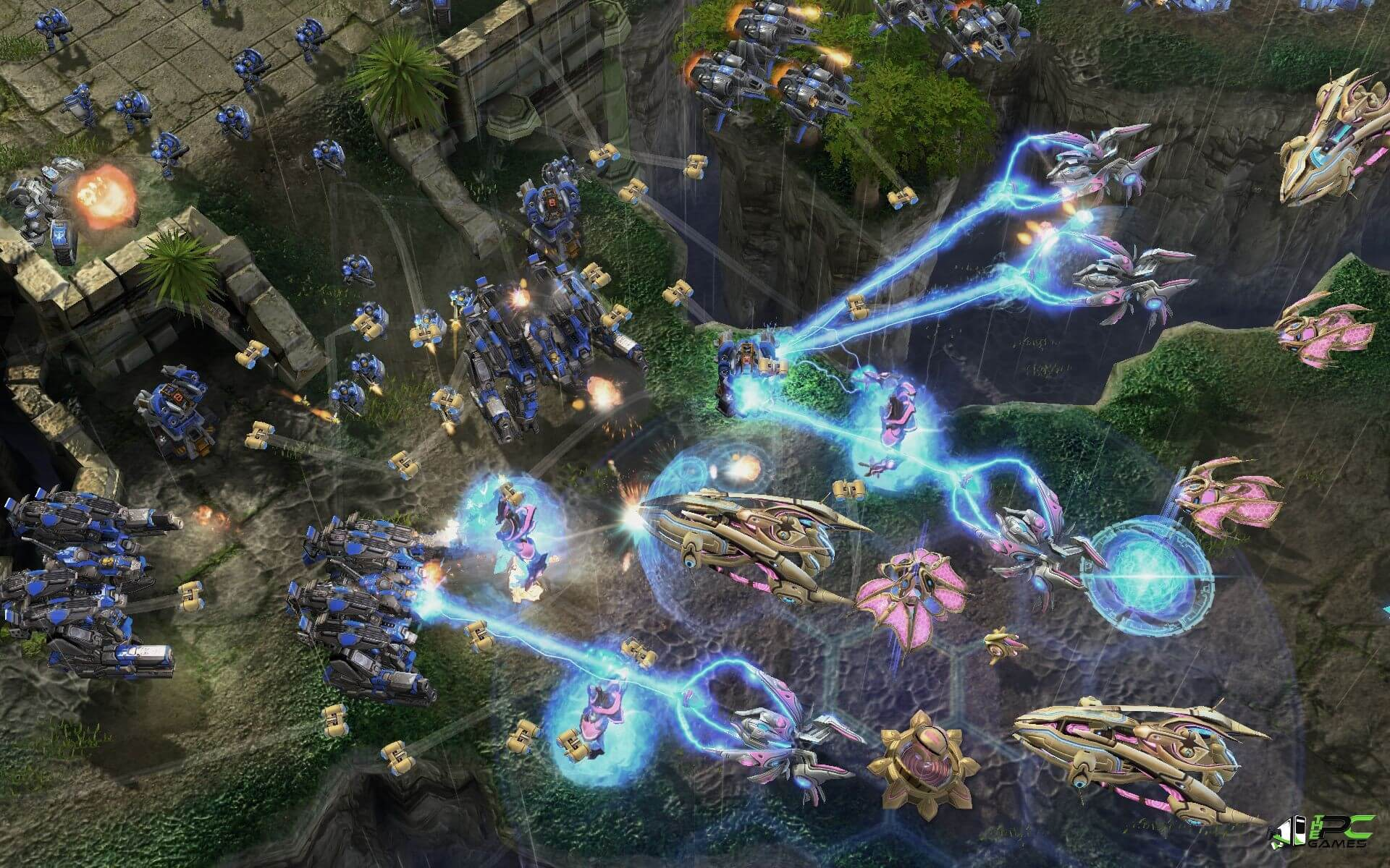 Starcraft 2 The Trilogy PC Game Highly Compressed Free Download