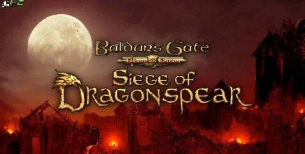 Baldur's Gate Enhanced Edition Siege of Dragonspear Free Download