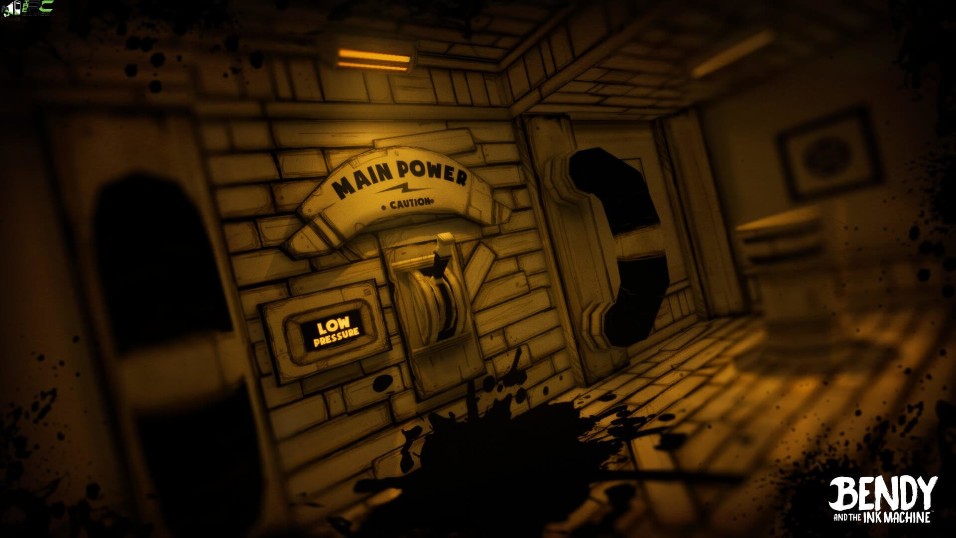 bendy and the ink machine chapter 1 pc download
