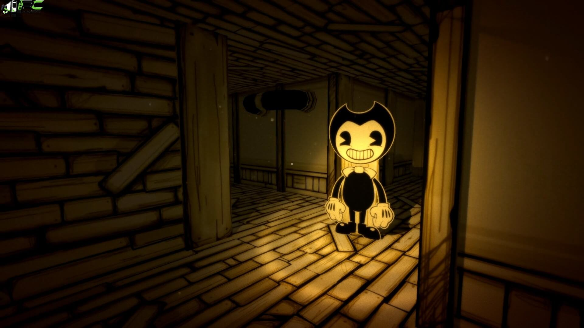 bendy and the ink machine download full pc