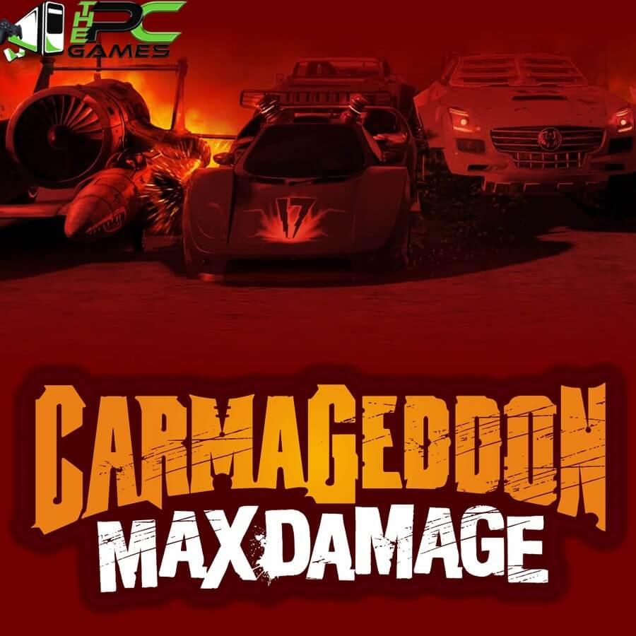Carmageddon Max Damage free download