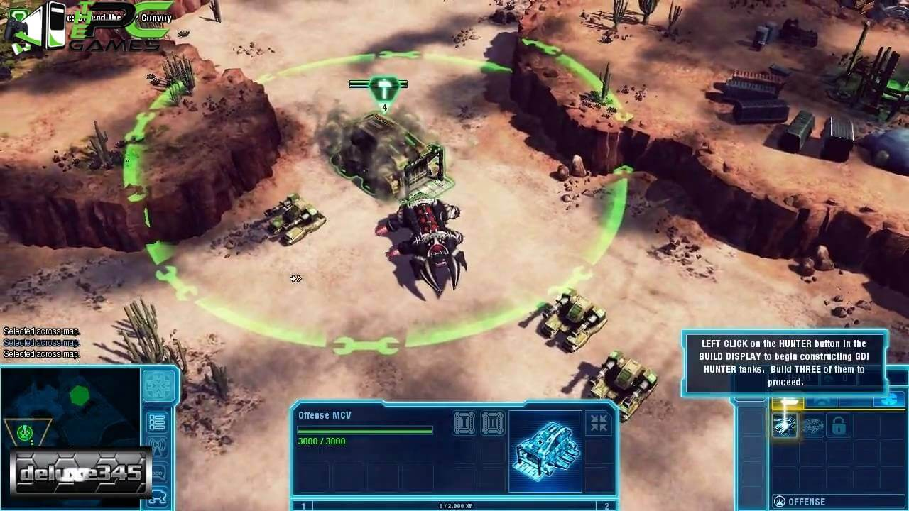 command and conquer tiberian twilight download full version