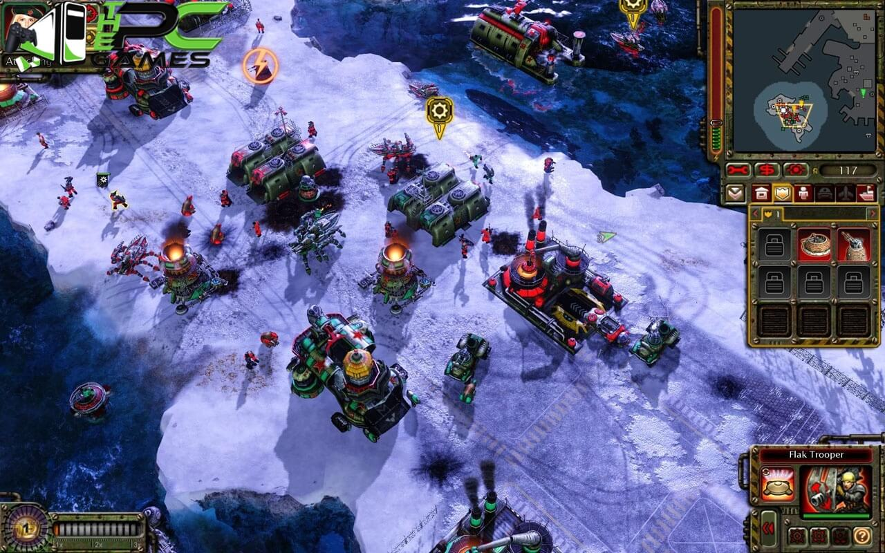 command and conquer uprising download