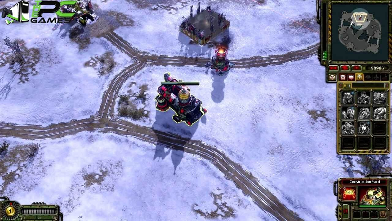 command & conquer red alert 3 uprising iso