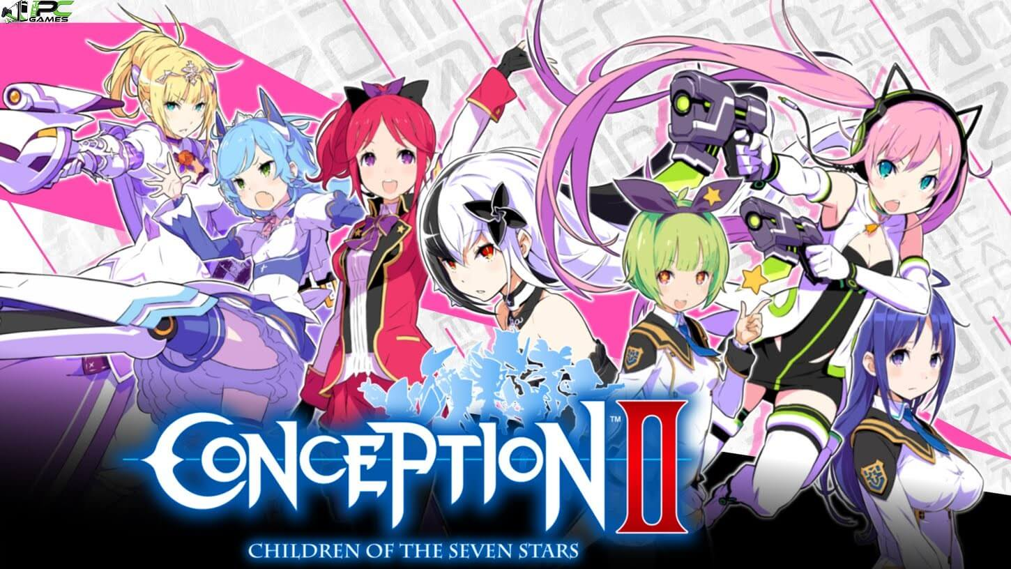 Conception II Children of the Seven Stars Free Download