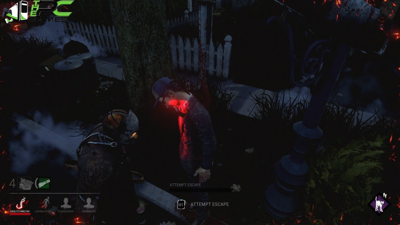 dead by game daylight free download pc