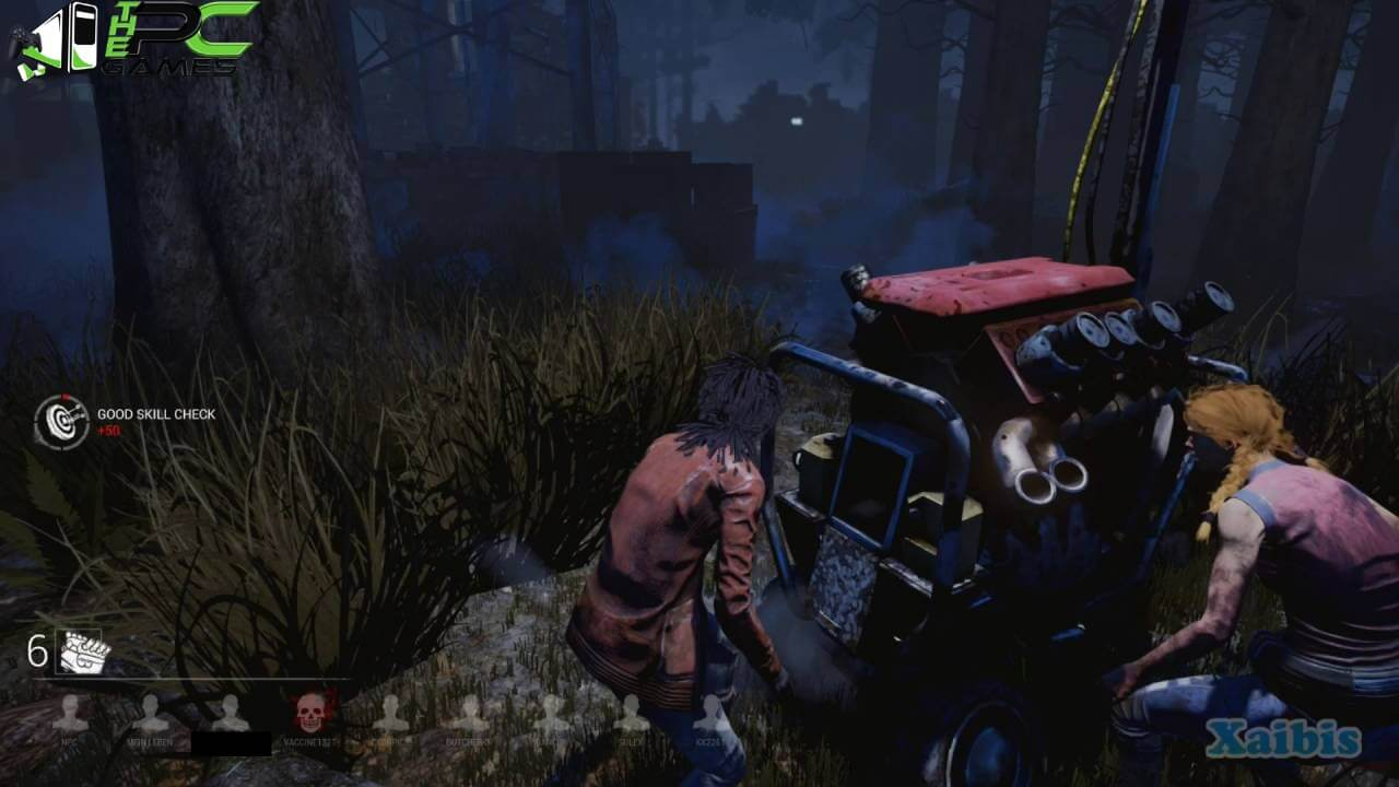 Dead By Daylight Pc Game Free