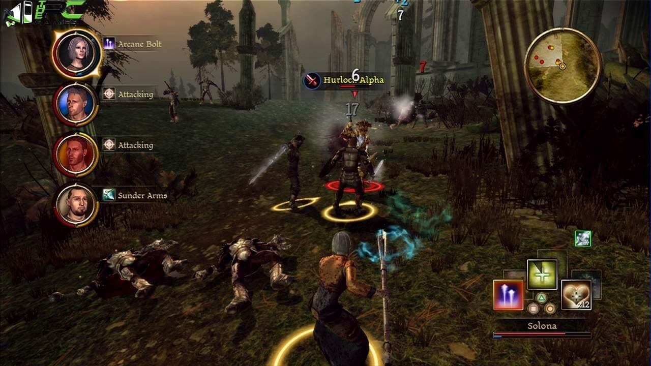 download dragon age origins ultimate edition repack