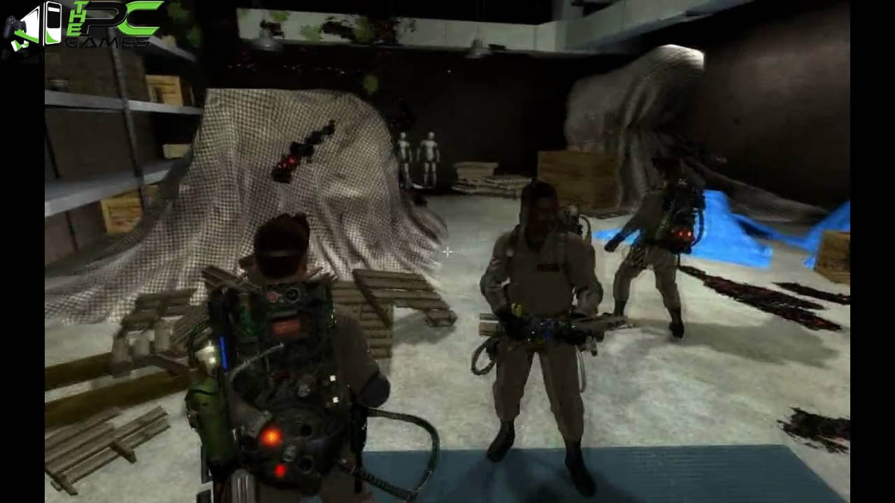 game pc free download ghostbusters