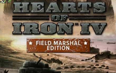 Hearts of Iron IV Field Marshal Edition Free Download