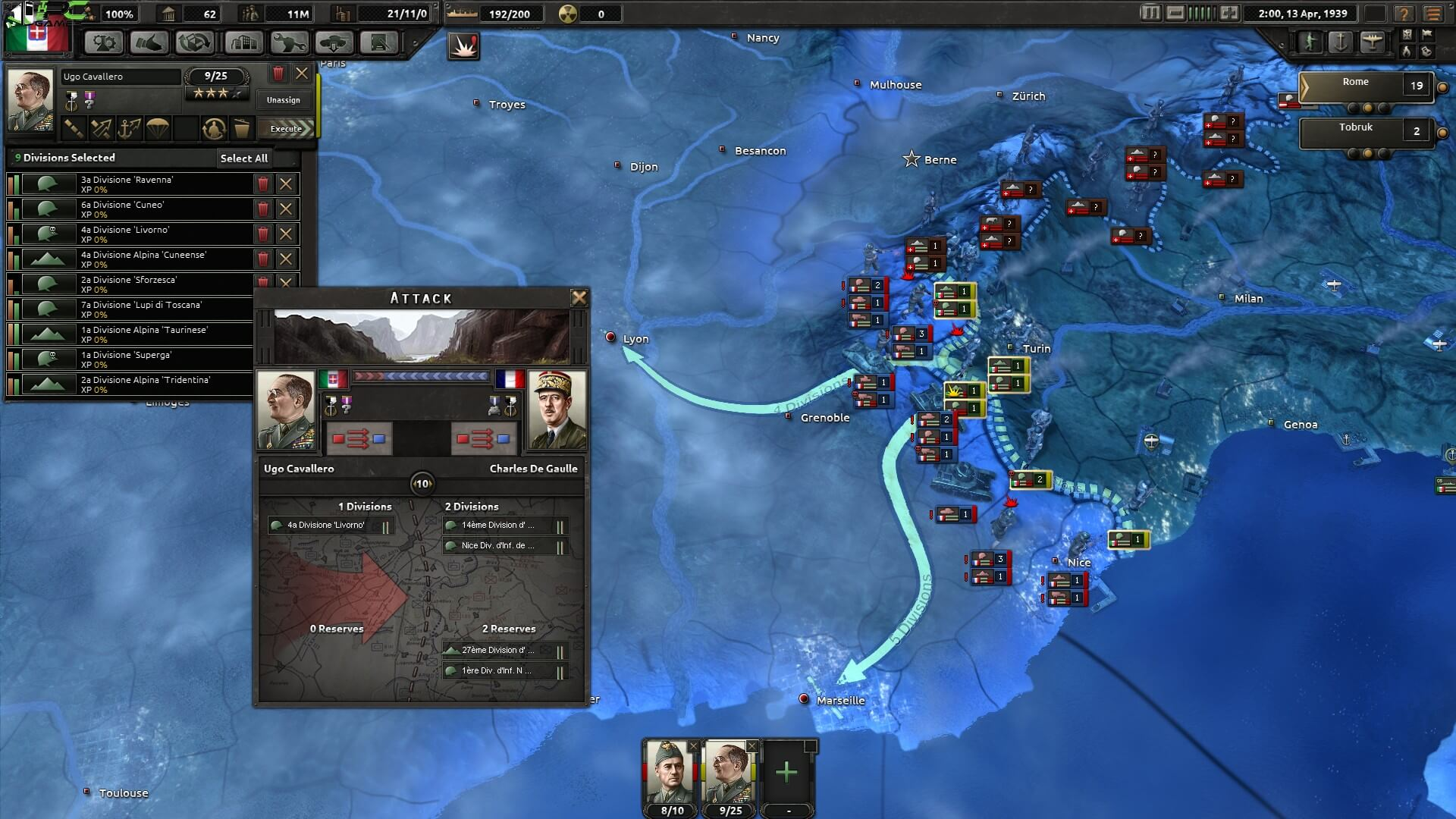 Hearts of Iron IV Field Marshal Edition Highly Compressed