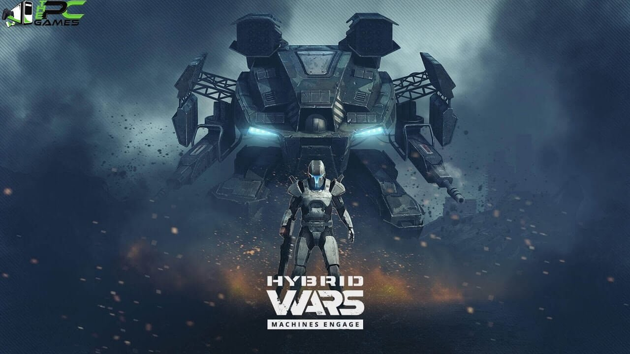 Hybrid Wars Game Free download