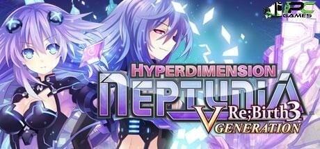 Hyperdimension Neptunia ReBirth3 V Generation pc games download