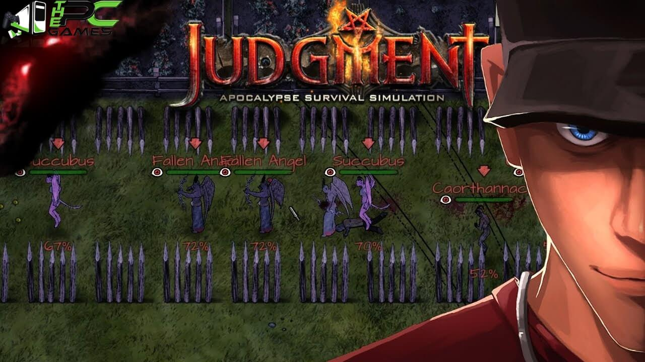 Judgment Apocalypse Survival Simulation game free download