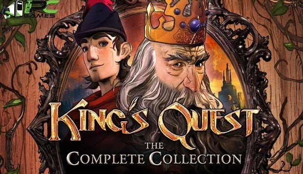 King's Quest The Complete Collection game free download