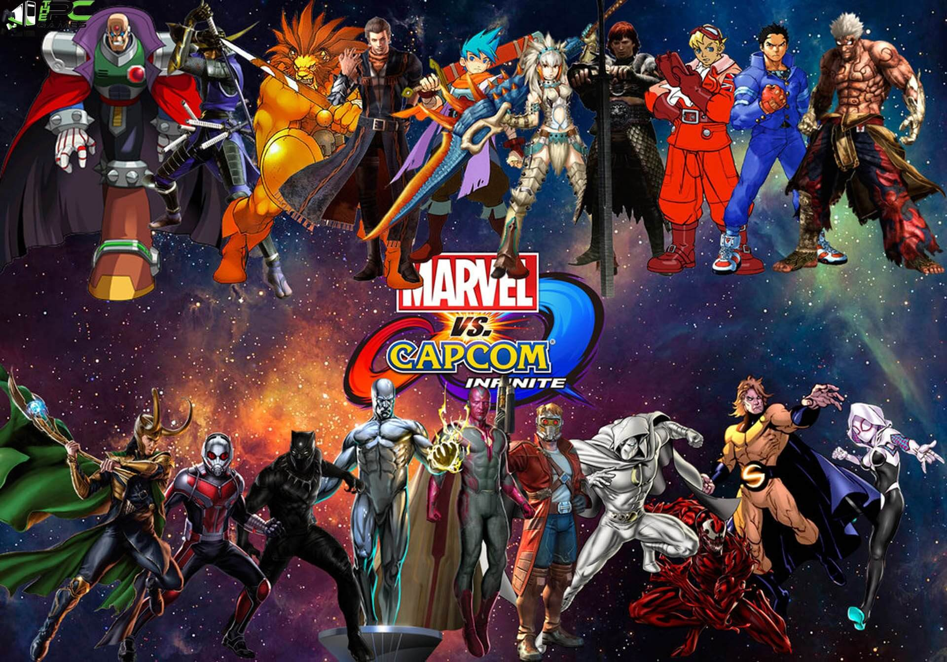 Marvel vs. Capcom Infinite Deluxe Edition Free Download