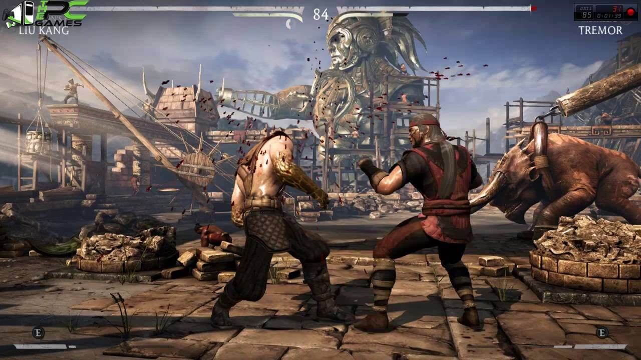 mortal kombat 7 pc game highly compressed