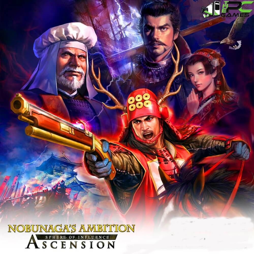 Nobunaga's Ambition Sphere Of Influence Ascension pc game download