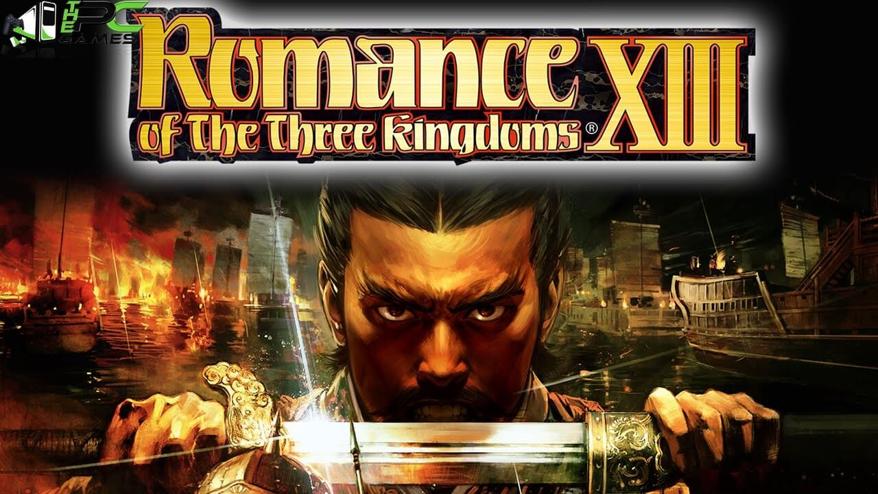 Romance Of The Three Kingdoms 13 game free download
