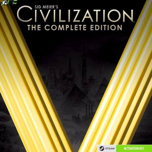 Sid Meier's Civilization V Complete Edition Free Download