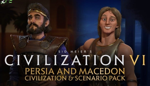 Sid Meiers Civilization VI Persia and Macedon Civilization and Scenario Pack Free Download