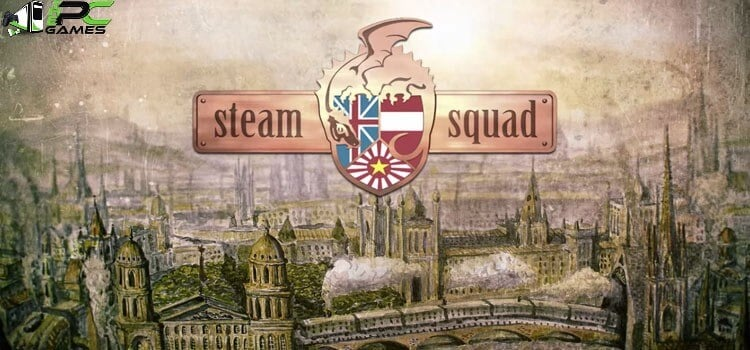 Steam Squad game free download