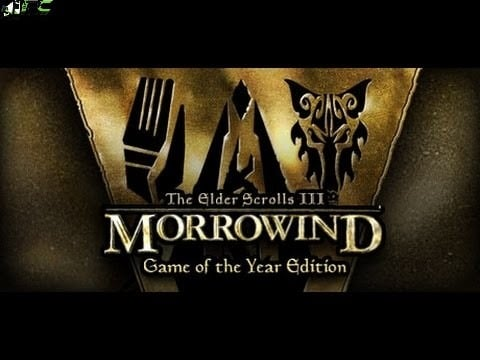 The Elder Scrolls III Morrowind Game of the Year Edition Free Download