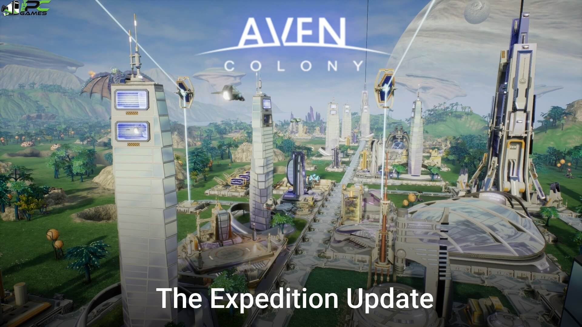 Aven Colony The Expedition Free Download