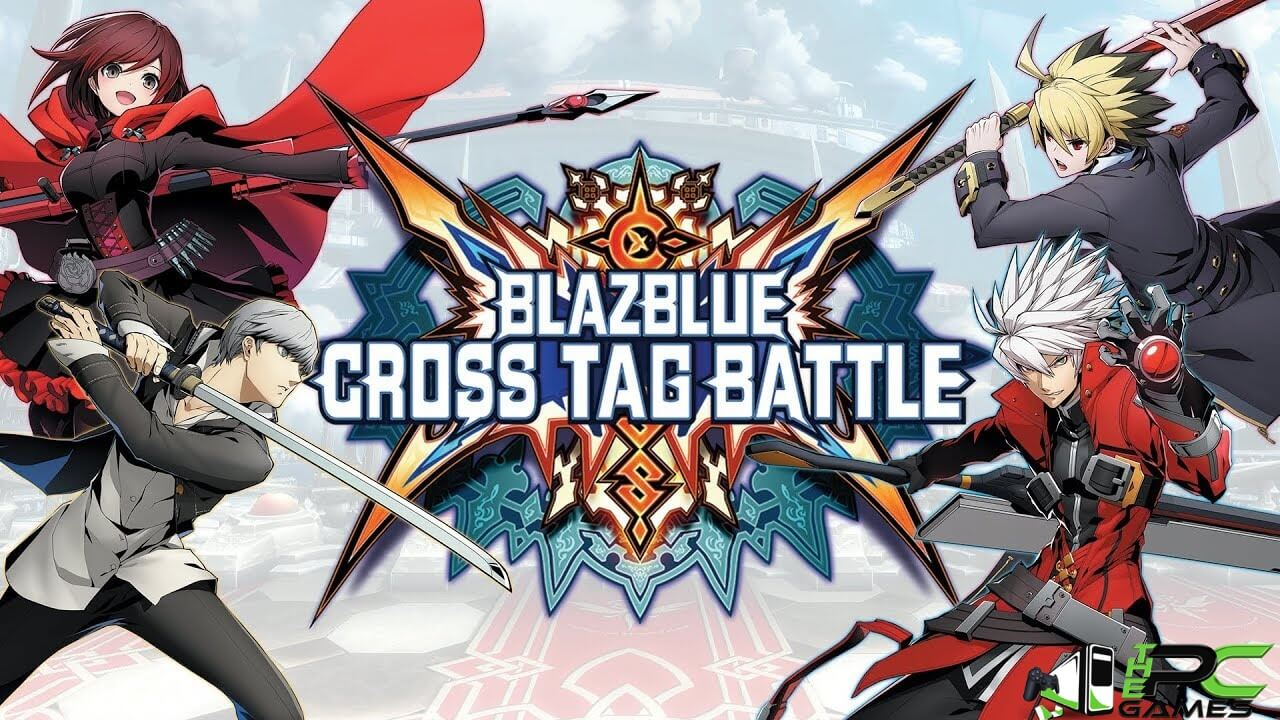 BlazBlue Cross Tag Battle game free download