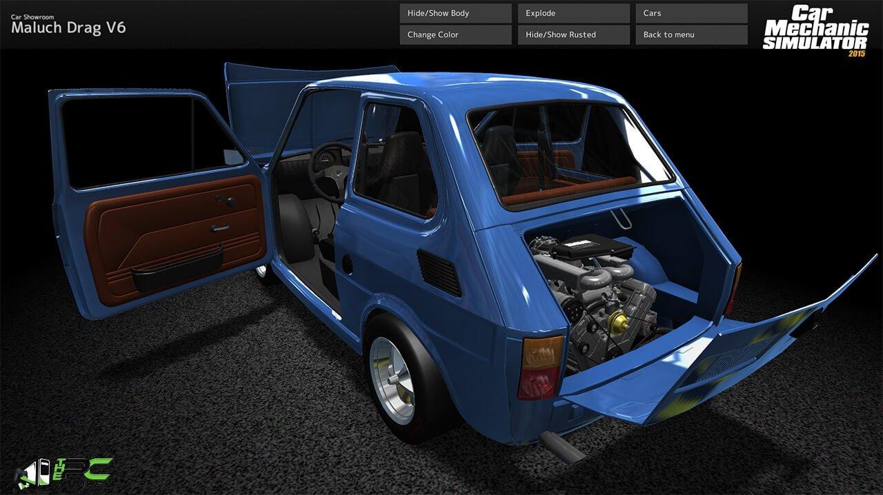 Car Mechanic Simulator 2018 Ford Pc Game Free Download