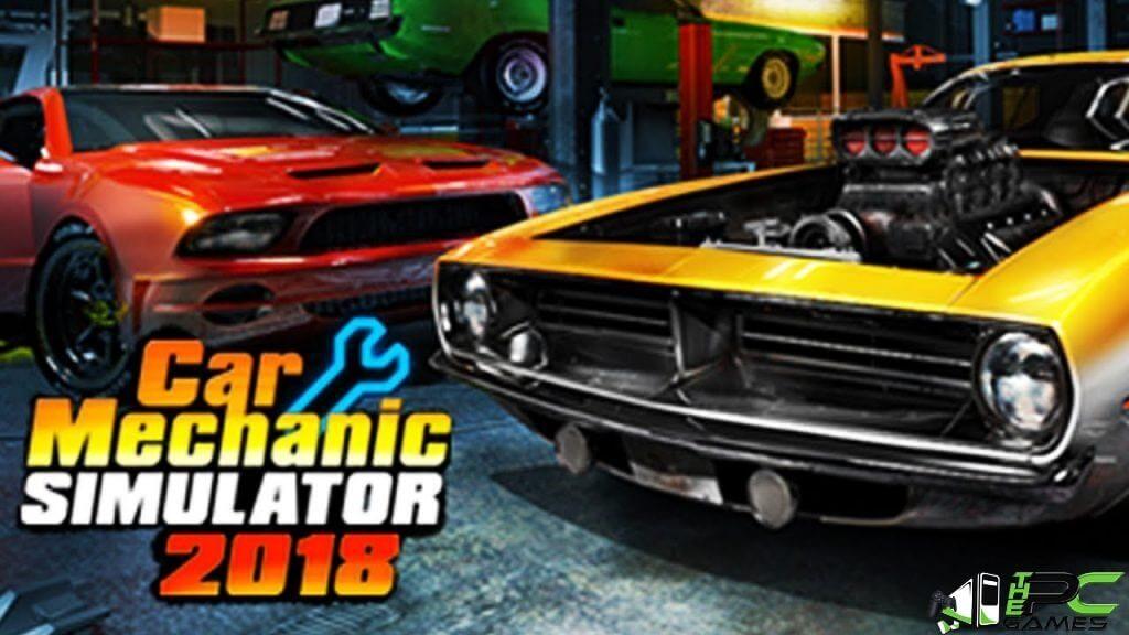 Car Mechanic Simulator 2018 Ford free