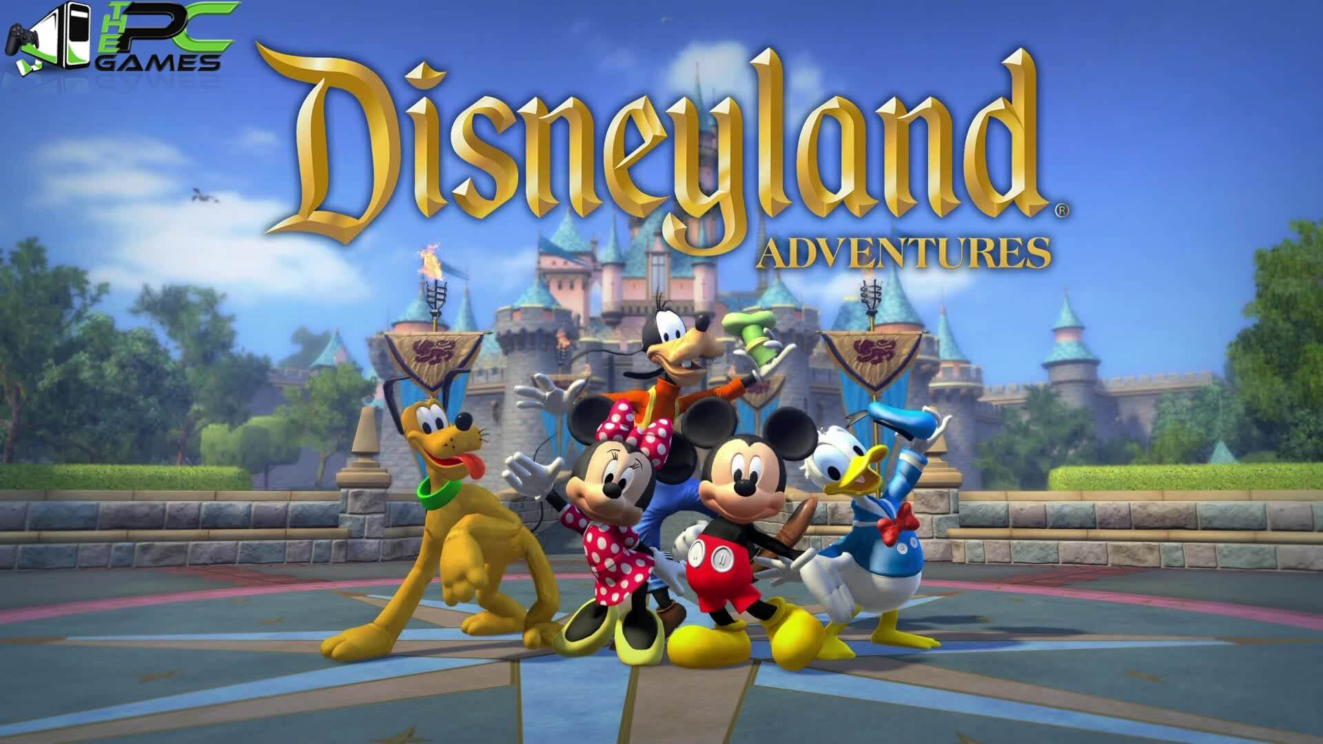 Disneyland Adventures game free download