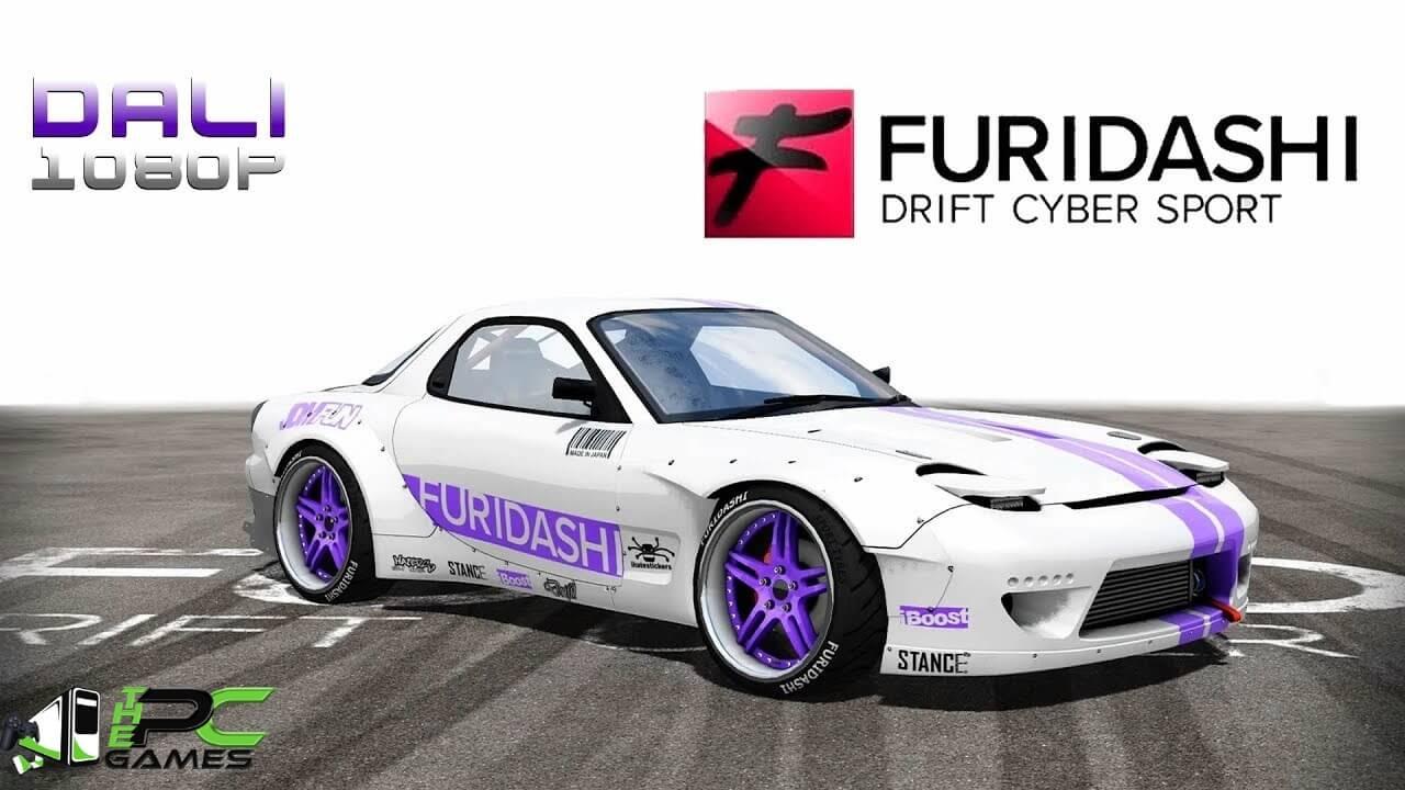 Furidashi Drift Cyber Sport download