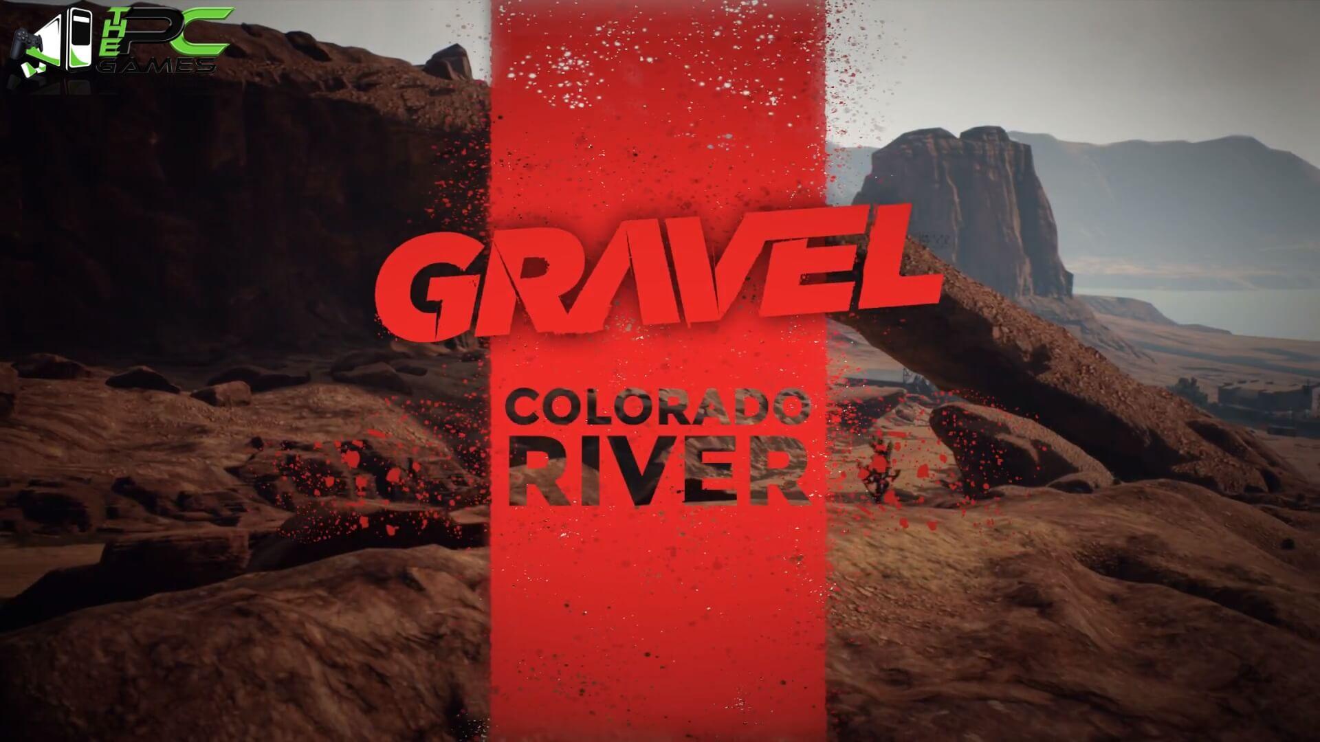 Gravel Colorado River game free download