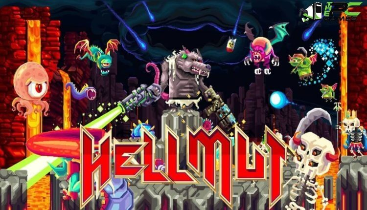Hellmut The Badass From Hell game free download