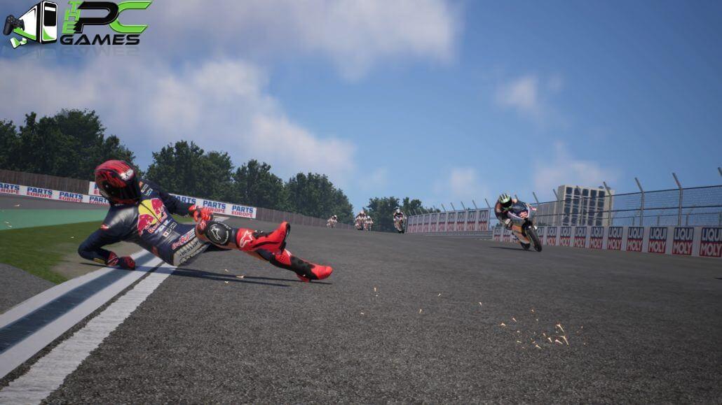 MotoGP 18 PC Game Repack Free Download