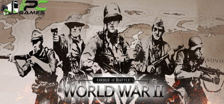 Order of Battle World War II Sandstorm game free download