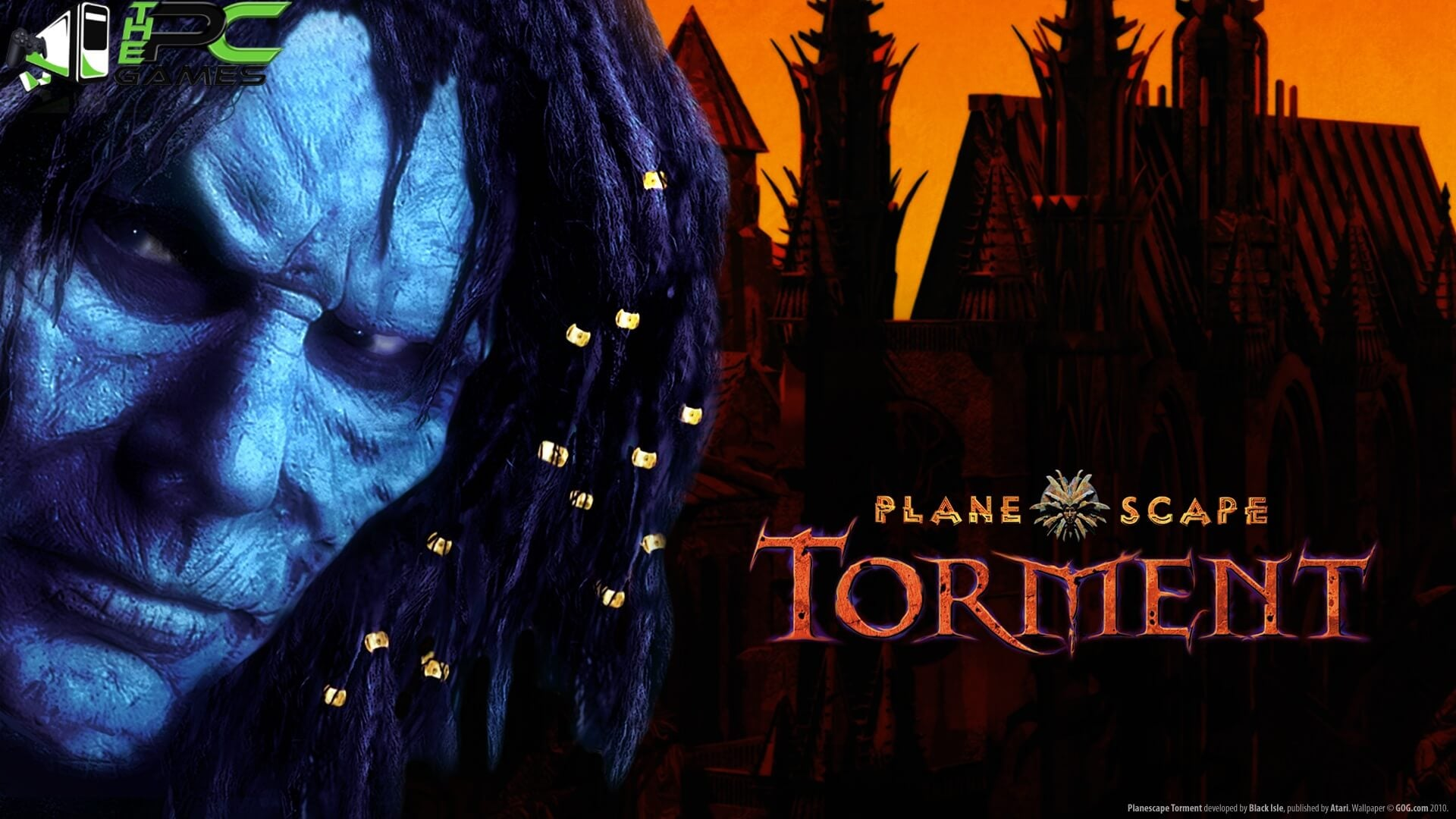 Planescape Torment Enhanced Edition Digital Deluxe free download