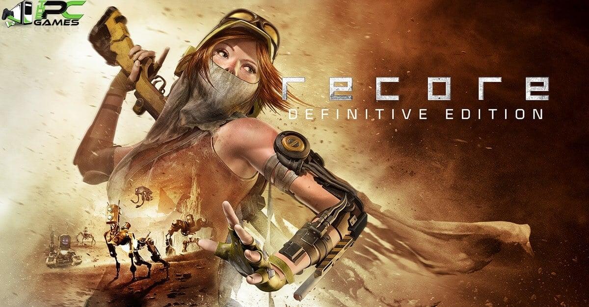ReCore Definitive Edition pc download