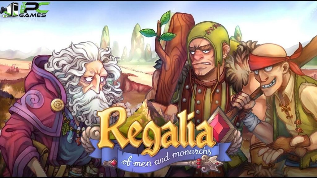 Regalia Of Men and Monarchs Paragons and Pajamas free download